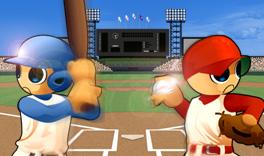オンライン対戦野球
